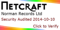 Audited by Netcraft